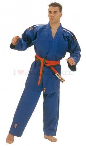 Matsuru Judopak Training Junior blauw