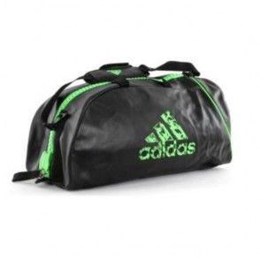 2af03f85a69 adidas Super Sporttas Zwart/Groen