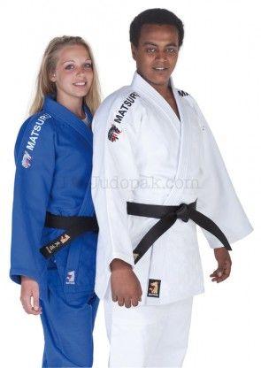Matsuru Wedstrijd judopak Setsugi blauw