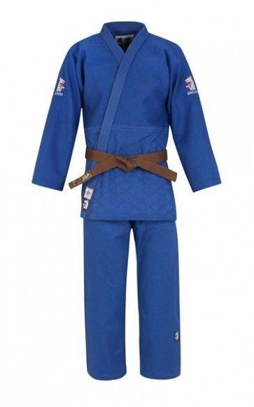 Matsuru 0051 Wedstrijd judopak Champion IJF blauw