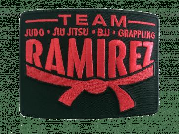 Gudz Badges-10 x 7 cm Ramirez