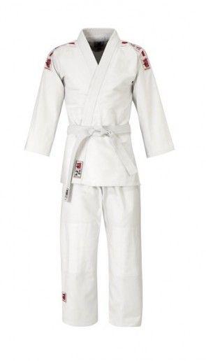 Matsuru judopak Kids verstevigd Juvo roze borduring 0005