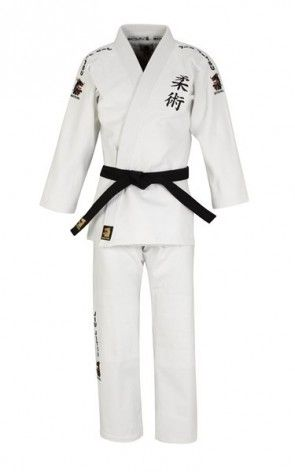 Matsuru 0043 Jiu Jitsu pak Super wit