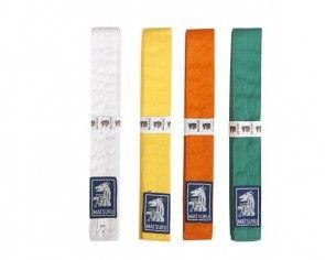Matsuru 02224 Judoband kids met geborduurde naam