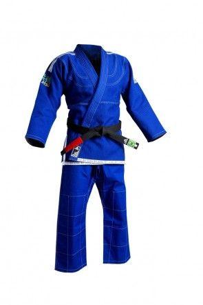 Adidas Brazilian/Jiu-Jitsu Gi Blauw