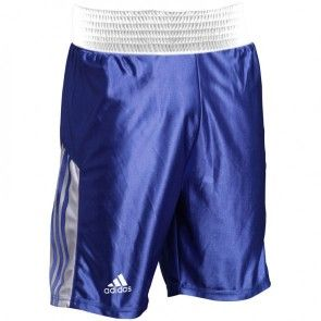 adidas Amateur Boxing Short Blauw