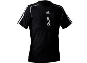 Adidas Compression Shirt Zwart
