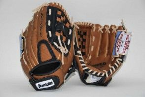 FRANKLIN 4195TB BASEBALL GLOVE 12INCH