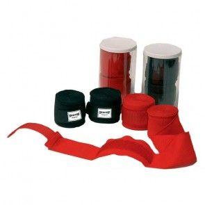 Sportief Bandage Rood en Zwart