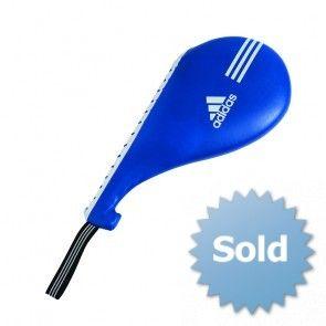 Adidas Target Mitt Enkel Blauw