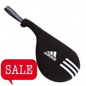 Adidas Target Mitt Enkel Zwart-M