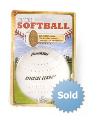 Franklin Honkbal ballen training softball